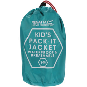 Regatta Pack It III Jacket Kids, ceramic